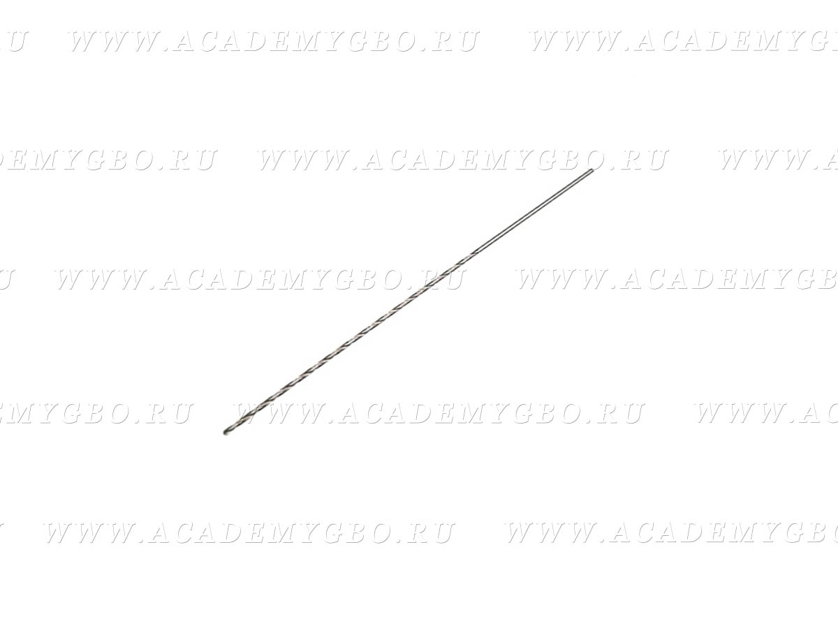 Сверло рассверловки жиклера форсунки   3,0    Р6М5 А1