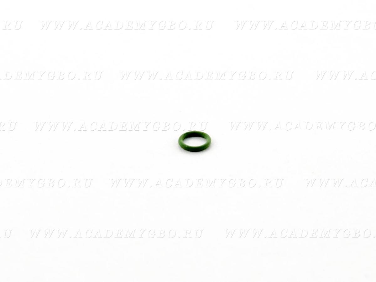 Кольцо - Резинка на шток рейки VALTEK, RAIL (зеленая)