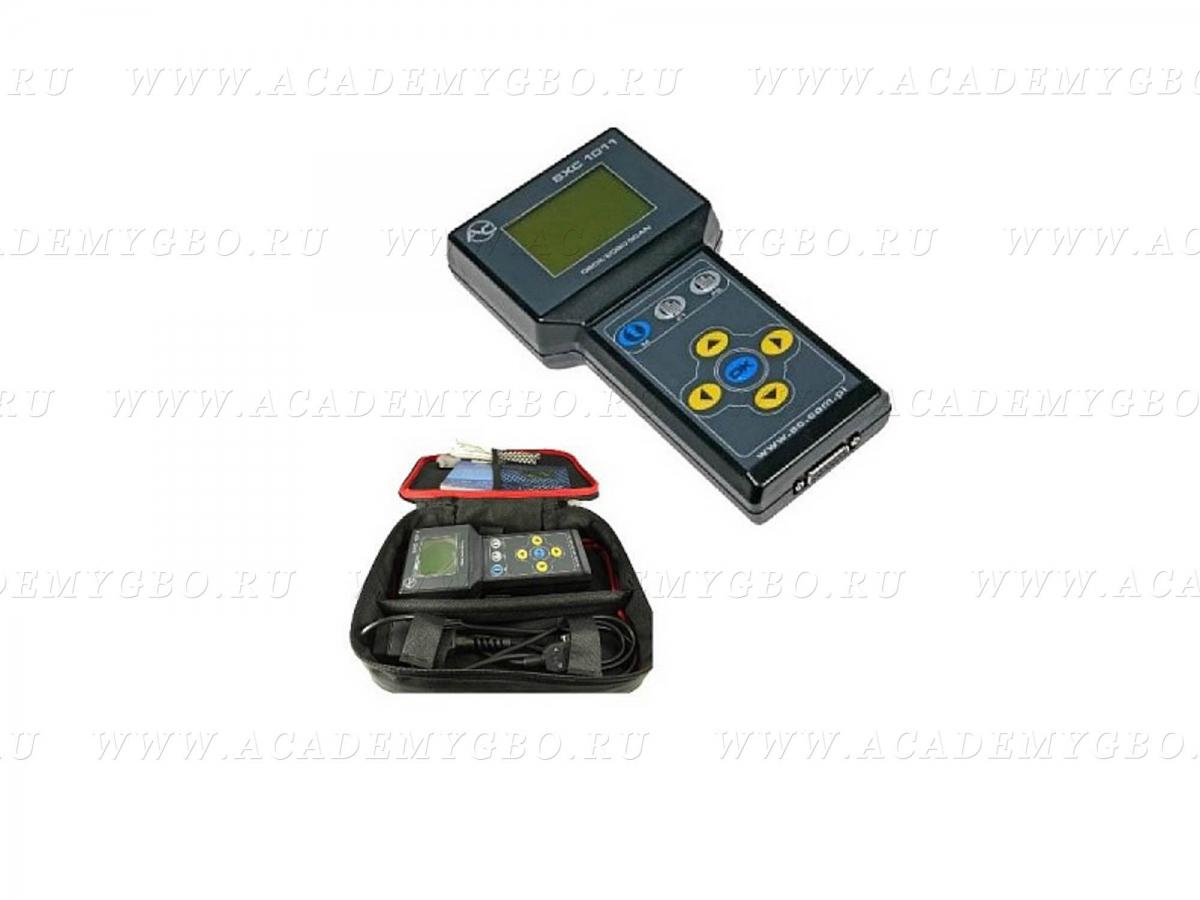 Тестер OBD II / EOBD SCAN SXC 1011