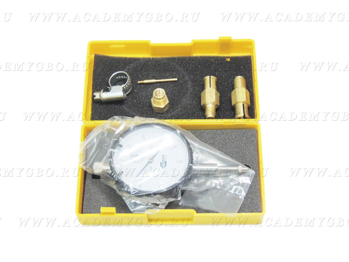 Микрометр для проверки/настройки форсунок