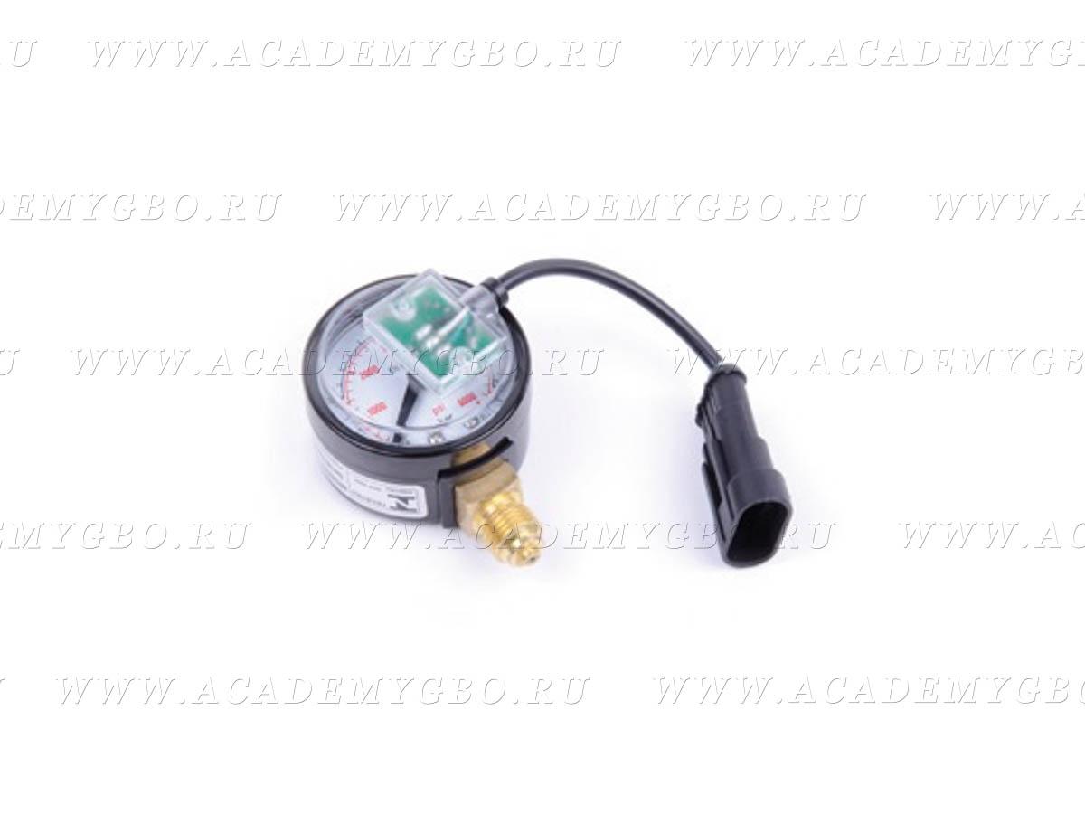 Манометр давления CNG BRC CNG206 с указателем уровня