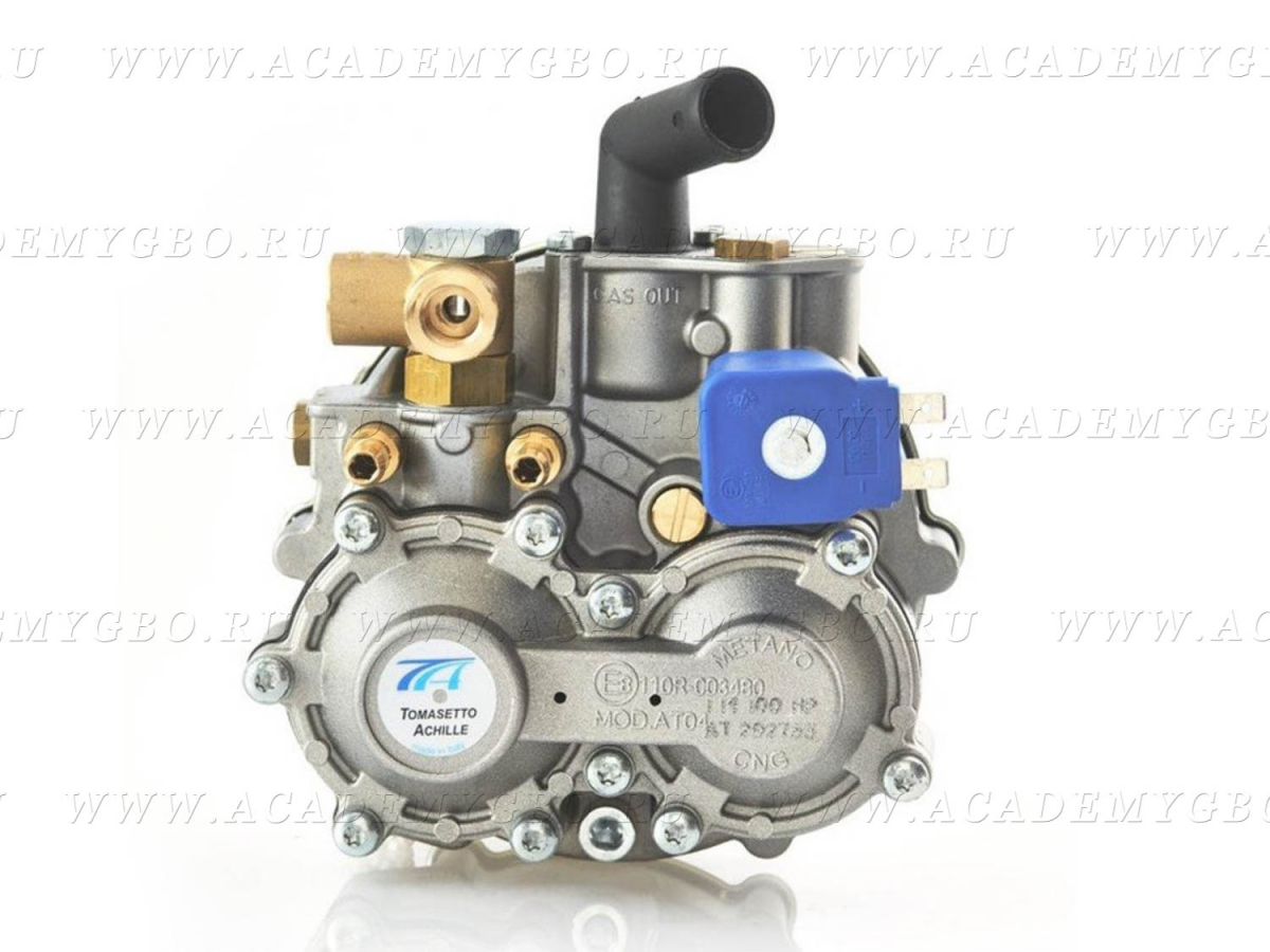 Редуктор метан Tomasetto CNG AT04 140 л.с
