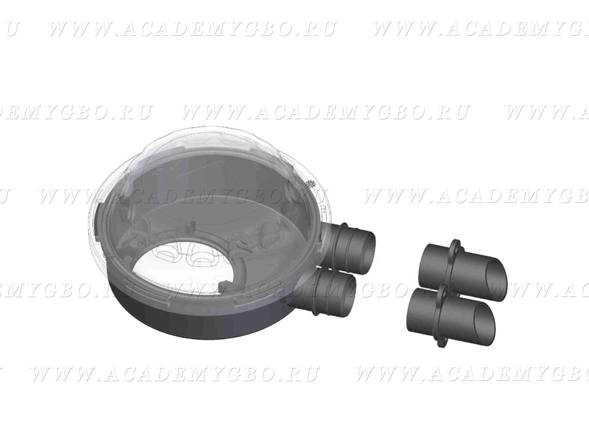 Венткамера BRC для мкл. EUROPA 3