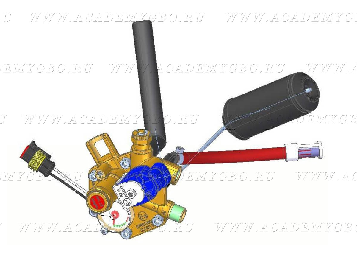Мультиклапан BRC Europa 3 200/30 MAX (MV EUROPA 3)