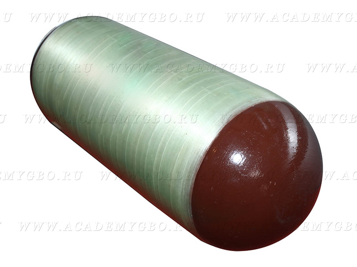 Баллон CNG-2 Light 80 л 406 х 800 , 64 кг., 17,5м³