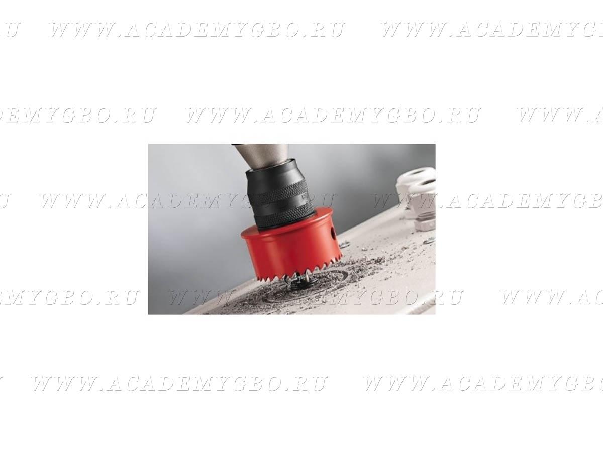Коронка 22 мм для врезки ВЗУ в лючок бензобака