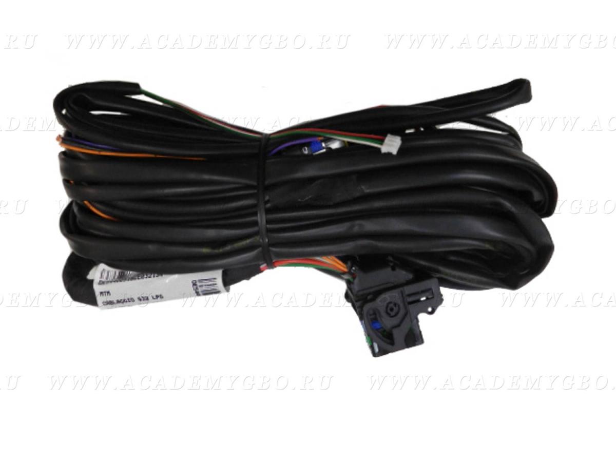 Проводка BRC ЭБУ S32 OBD IN03 4 цил. 2019