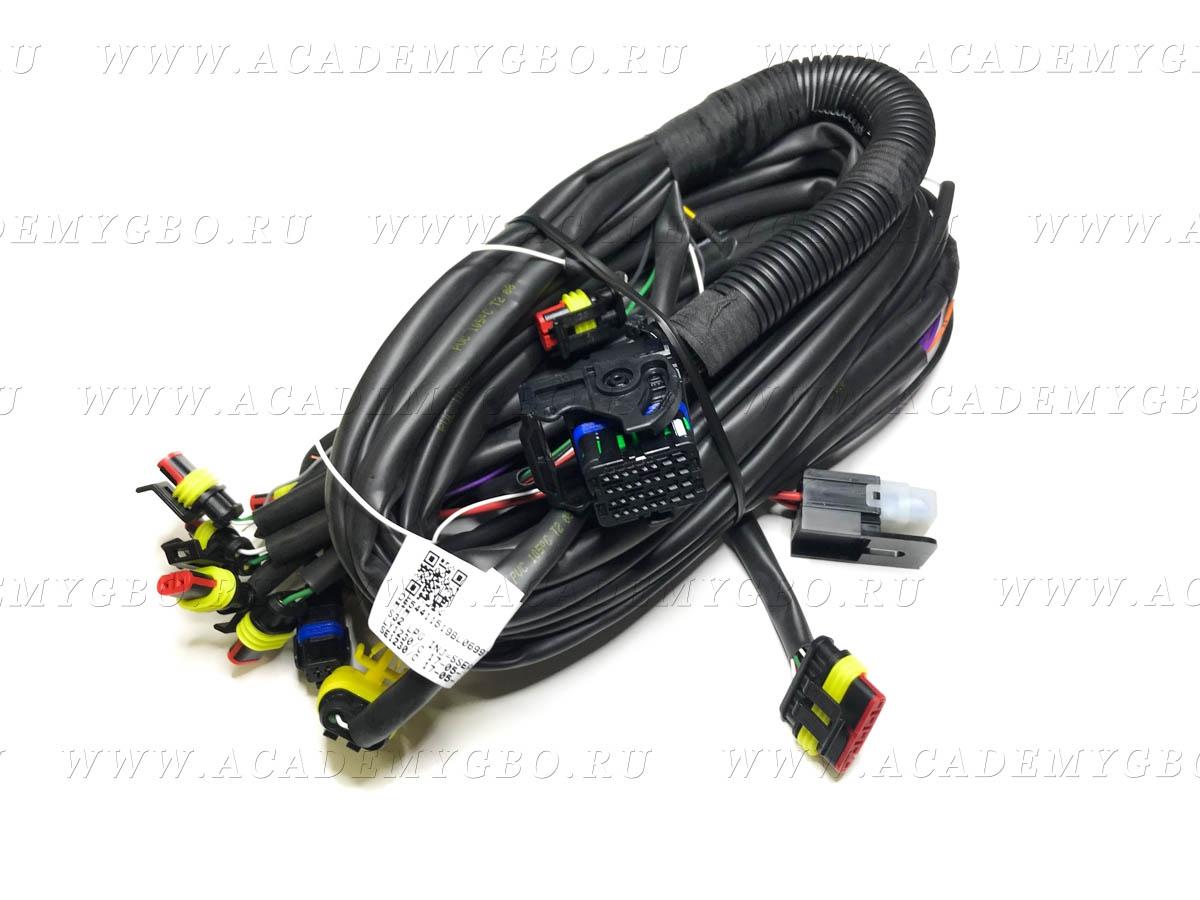 Проводка BRC ЭБУ S32 GP13 4 цил. 2019