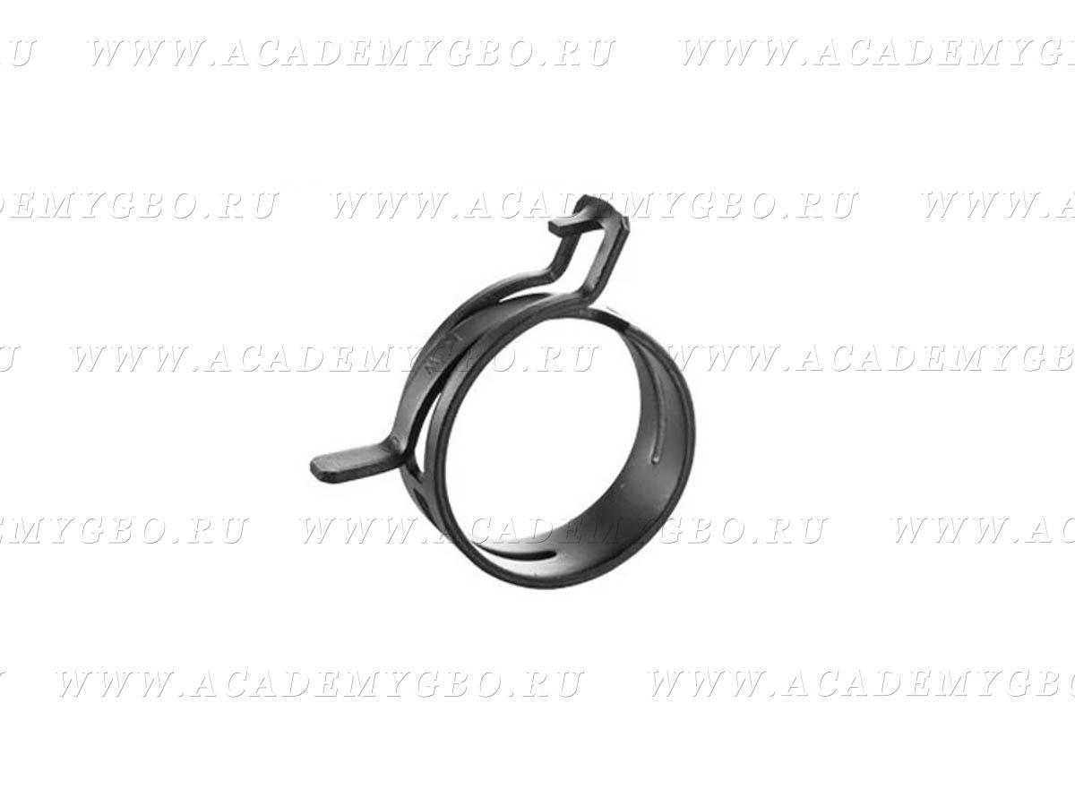 Хомут пружинный Mubea 19 (газовый 12 мм)