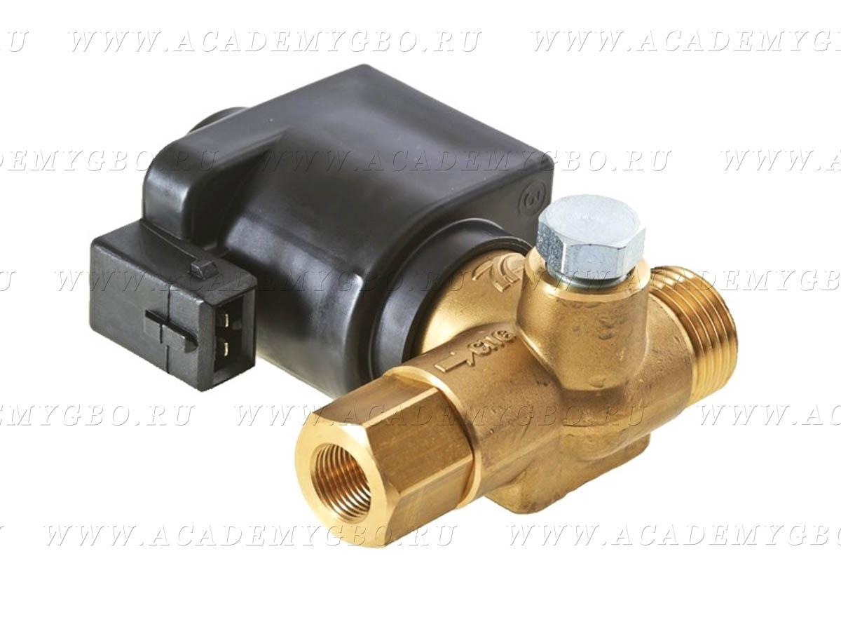 Магистральный электромагнитный клапан Tomasetto метан