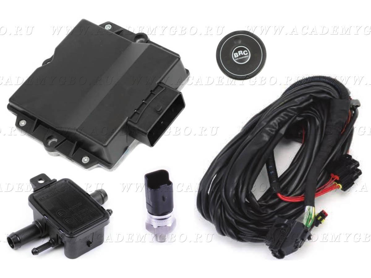 Комплект электроники BRC Plug&Drive 4-6 цил.
